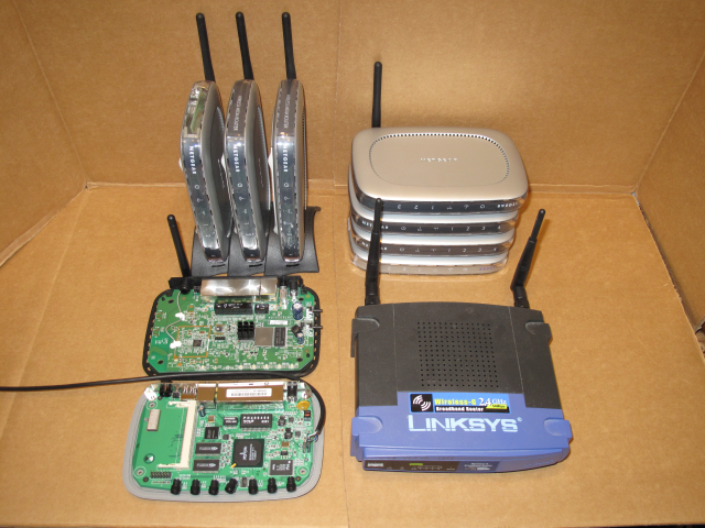 Linux Home Automation - OpenWRT